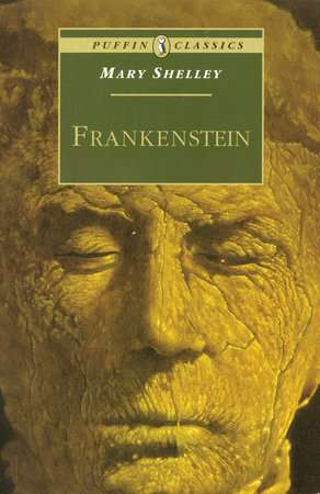 AP Lit and Comp Frankenstein by Mary Shelley