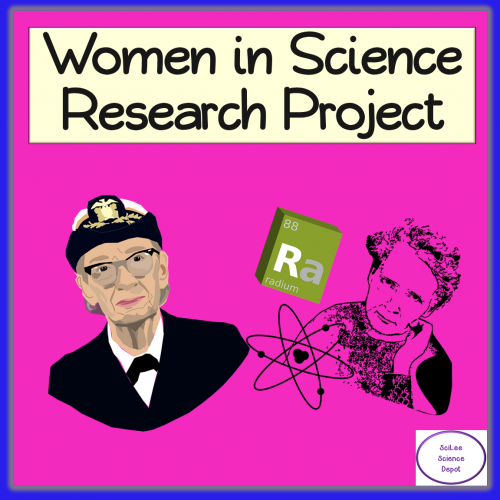 Woman in Science Research Project
