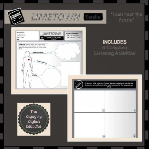 Limetown Bundle