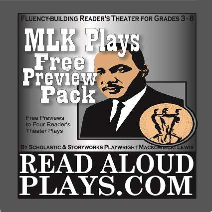 MLK Reader's Theater Free Preview Pack