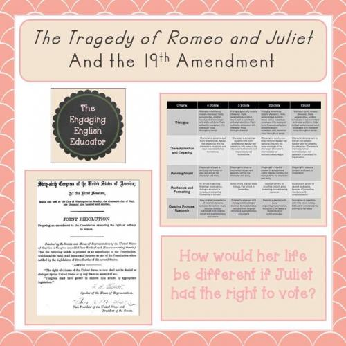 Rome & Juliet and the 19th Amendment